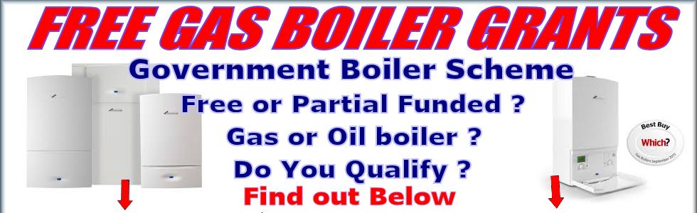 Free Gas Boiler Grants Slider 2