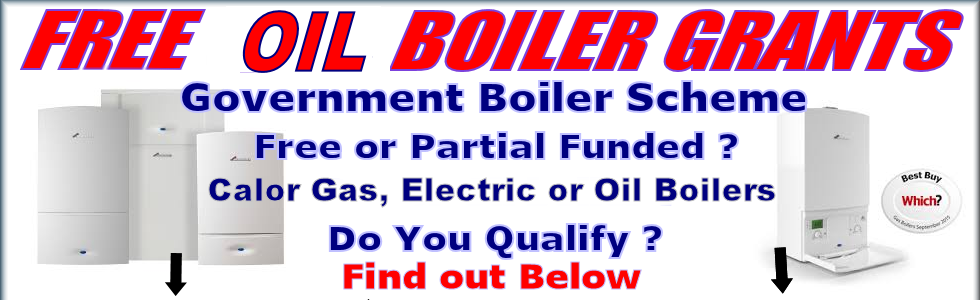 Free Oil Burner Grants