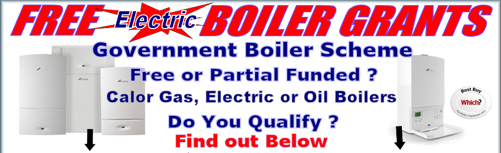 Free Electric Boiler Grants